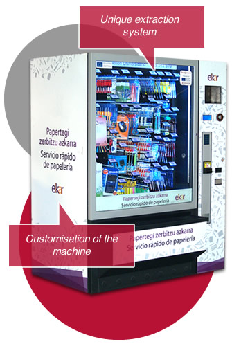 is buying a vending machine a investment